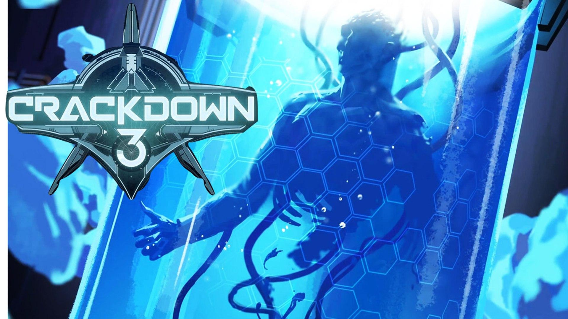 CrackDown 3 #10 — Vargass Boss Fight {PC} Walkthrought part 10