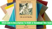 Video [Read] Gli zii di Sicilia  For Kindle