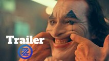 Joker Teaser Trailer #1 (2019) Joaquin Phoenix, Zazie Beetz Thriller Movie HD