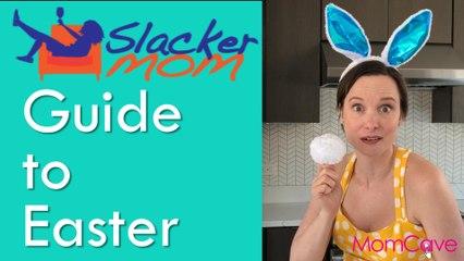 Slacker Mom's Guide to Easter | Sponsored by Omaha Steaks | MomCave