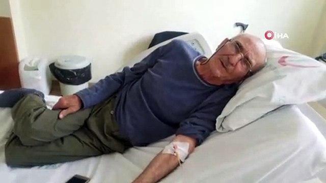 Denizli'de 'oy vermedi' gerekçesiyle engelli yaşlı adama darp iddiası