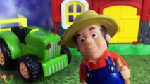 Old Macdonald had a farm let's sing and learn all about farm animals with cute animals from animal planet horse, cow, pig, goat, donkey, sheep, skunk