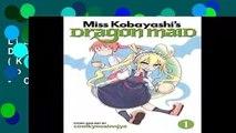 Library  Miss Kobayashi's Dragon Maid Vol. 1 (Kobayashi-san Chi no Maid Dragon, #1) - Coolkyoushinja
