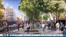 Le 18:18 - Marseille : moins de voitures, des pistes cyclables et des arbres... Découvrez le futur visage du cours Lieutaud