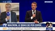 Pourquoi les dirigeants nationalistes corses ont décidé de boycotter le débat avec Emmanuel Macron