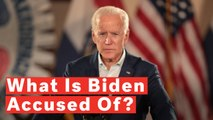 Former Vice President Joe Biden Accused Of 'Inappropriate' Touching By Multiple Women