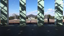 Canberra, de unknown capital of Australia