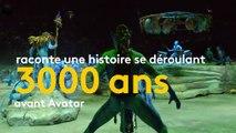 Le Cirque du Soleil s'empare d'Avatar de James Cameron