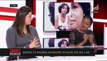 """Regardez le témoignage de la chef Babette de Rozières maltraitée et violée dès ses 5 ans, dans """"Crimes et faits divers"""" sur NRJ 12"""