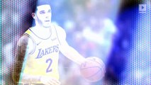 Lakers' Lonzo Ball Files Lawsuit Against Big Baller Brand Co-Founder