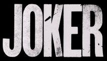 JOKER - Bande-Annonce Teaser [VOST HD]