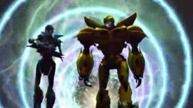 Transformers Prime Season 1 Episode 23 One Shall Fall