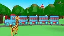Les Trains pour les enfants - Usine de Jouets de dessin animé - Choo Choo train - Trains pour les Enfants - les Enfants de chemin de Fer