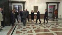 Dha Dış ? Bakan Akar, Bakan Akar Kuzey Makedonya Meclis Başkanı Caferi ile Görüştü