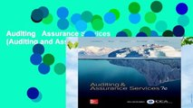 Auditing   Assurance Services (Auditing and Assurance Services)