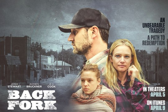 Back Fork Trailer #1 (2019) Josh Stewart, AJ Cook Drama Movie HD