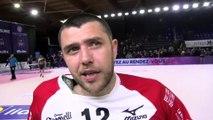 Yann Genty gardien Chambéry après Istres Chambéry