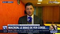 """Corse: les élus nationalistes déplorent des """"rendez-vous manqués"""" avec le gouvernement"""