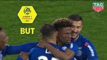 But Nuno DA COSTA (45ème +3) / RC Strasbourg Alsace - Stade de Reims - (4-0) - (RCSA-REIMS) / 2018-19