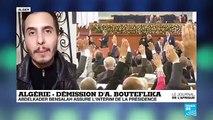 Algérie  Abdelaziz Bouteflika demande pardon aux Algériens