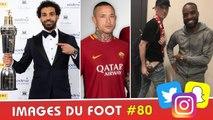 SALAH sacré, LACAZETTE sur la fesse, sponsor AS ROMA, REIMS en Ligue 1