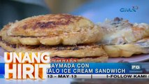 Unang Hirit: Level up ice cream in a bun, patok!