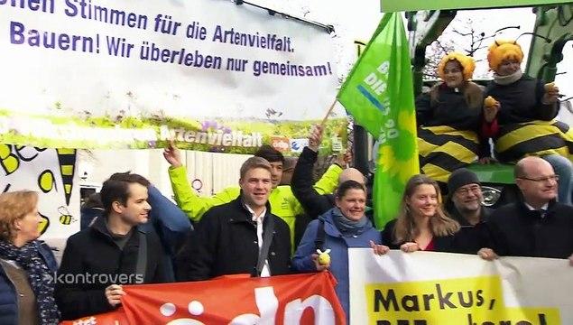 Nachschlag: Von nackten Demonstranten, Kartoffelanzügen und mehr …