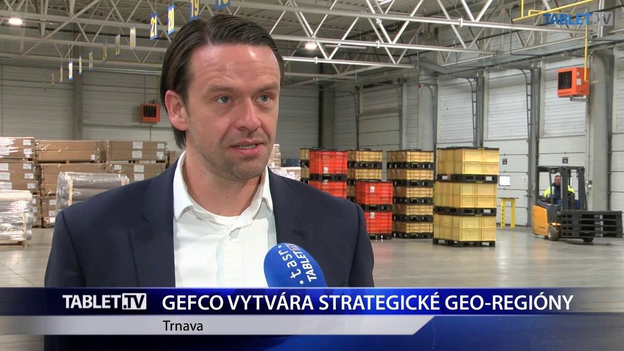 Spolupráca GEFCO Slovensko a GEFCO Česká republika prekonáva očakávania