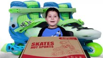 YouFu I Adjustable Inline Skates I Kids Rollerblades
