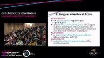 D. MACAIRE, C. REISSNER - Comment articuler les différentes langues de l'élève ?