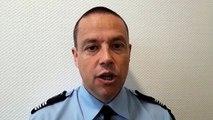 """"""" Les cambriolages ont baissé de près de 20%"""", selon le commandant du groupement de gendarmerie de Meurthe et Moselle"""