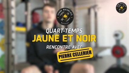 Quart-temps Jaune et Noir - Pierre Cellerier