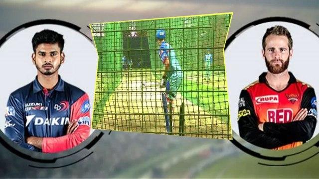 IPL 2019 DC vs SRH : Delhi faces Hyderabad on its home ground Feroz Shah Kotla| वनइंड़िया हिंदी
