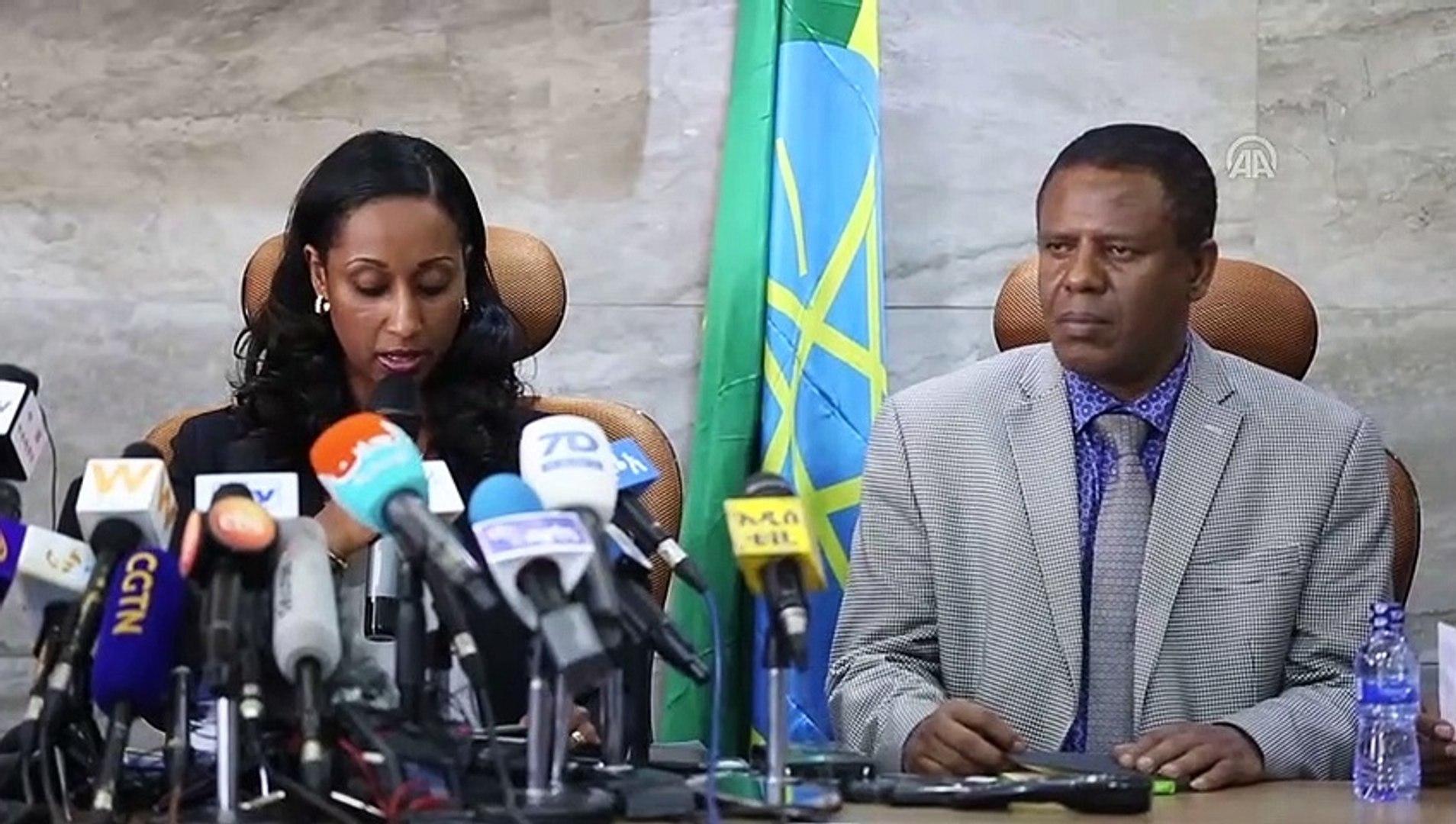 'Etiyopya'daki uçak kazasında pilotlar kontrolü sağlayamadı' - ADDİS ABABA