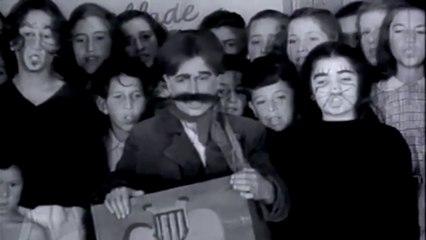 Les enfants de Terezín et le monstre à moustache - Extrait