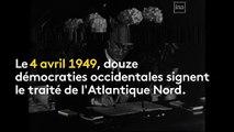 Il y a 70 ans, douze pays signaient le traité de l'Atlantique Nord