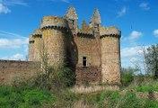 Château de l'Ebaupinay, racheté pour 50 euros seulement !