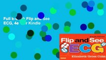 Full E-book Flip and See ECG, 4e  For Kindle