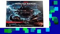 Online Monster Manual: A Dungeons   Dragons Core Rulebook (Dungeons   Dragons Core Rulebooks)  For