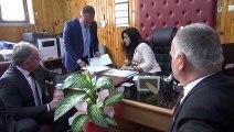 Germencik Belediye Başkanı Fuat Öndeş mazbatasını aldı - AYDIN