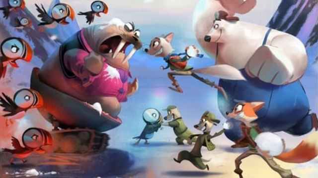 ❈ WATCH' Arctic Justice: Thunder Squad ^FULLMOVIE^ 2019