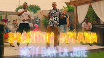 Brandon Palaxa - Mett Dan La Joie - Official Music Video
