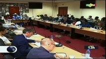 ORTM Rencontre entre le gouvernement du Mali et ses partenaires sur la situation sécuritaire au Mali