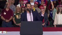 Trump Jr. Mocks Biden By Sharing Doctored Apology Video