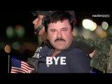 Chapo, bye, bye, bye    Bye, bye!