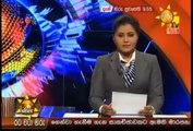 Hiru 9.55pm Sinhala News - 04th April 2019