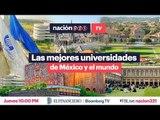 #EnVivo l Estas son las mejores universidades de México y el mundo para estudiar en el 2019