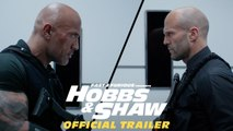 FAST AND FURIOUS 9 Hobbs And Shaw : 6 Minute Trailers