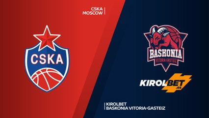 EuroLeague 2018-19 Highlights Regular Season Round 30 video: CSKA 82-78 Baskonia