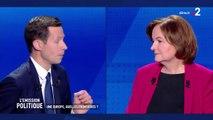 Au tour de François-Xavier Bellamy de s'en prendre au gouvernement sur le nombre de titres de séjours accordés par la France sous le mandat d'Emmanuel Macron